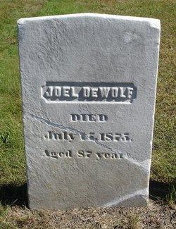 Joel DeWolf, Sr