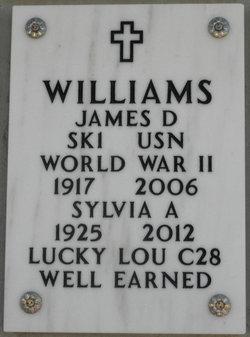 Sylvia Ann <i>Ramstead</i> Williams