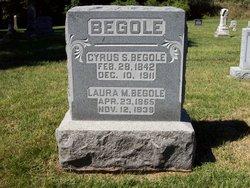 Laura M. <i>Cassidy</i> Begole