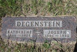 Joseph Degenstein