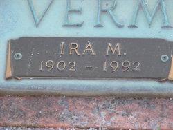 Ira Monroe Vermillion