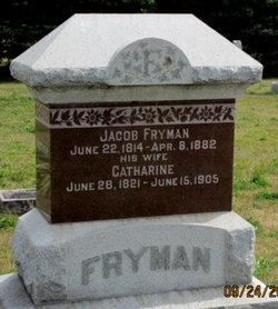Jacob Fryman