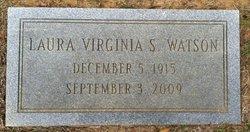 Laura Virginia <i>Stevens</i> Watson