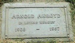 Arnold Akroyd