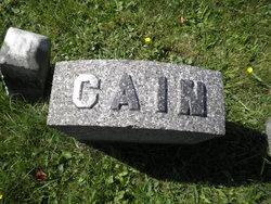 Cora E <i>Bartholomew</i> Cain