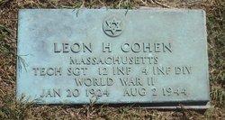 Leon H Cohen