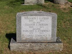 Margaret Ellen Margie <i>Gurtler</i> Cummings