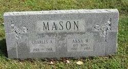 Anna M Mason