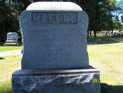 Sarah A. <i>Haley</i> Magner