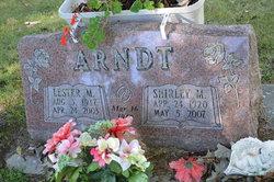 Lester M Arndt