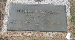 Freddie B Clements