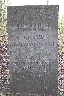 Ephraim Blake