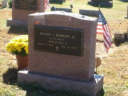 Ralph J Barron, Jr