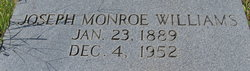 Joseph Monroe Williams