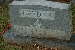 Leo Franklin Hayden