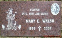 Mary Edna <i>Simpson</i> Walsh