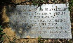 Yvonnie June <i>Wheeler</i> Blankenship