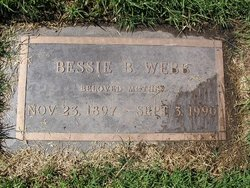Bessie Binaugh Webb
