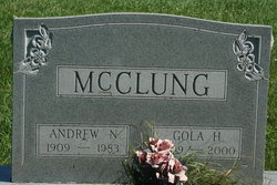 Andrew Newman McClung