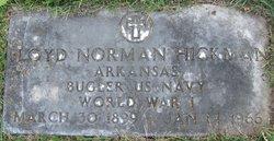 Floyd Norman Hickman
