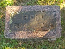 Mary Irene <i>Brumbaugh</i> Booher