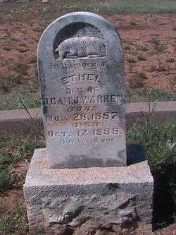 Ethel Warren