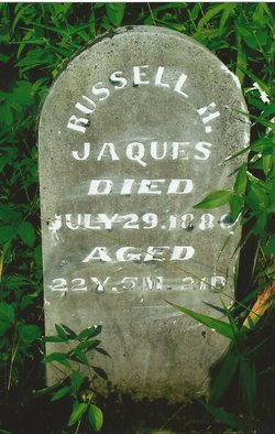 Russell H Jaques