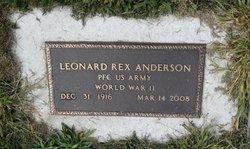 Leonard Rex Anderson