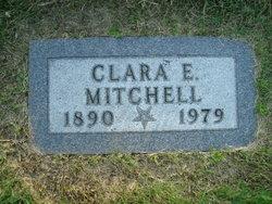 Clara Elizabeth <i>Adams</i> Mitchell