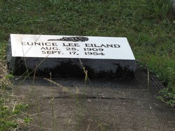 Eunice Lee Eiland