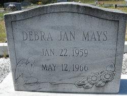 Debra Jan Mays