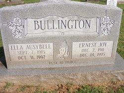 Ernest Joy E.J. Bullington