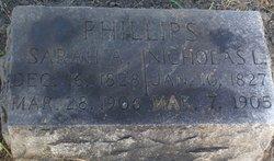 Nicholas L Phillips