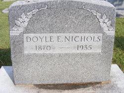 Doyle Eric Nichols