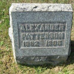 Alexander Patterson