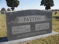 John R. Patton