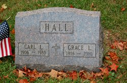 Grace L. <i>Dutcher</i> Hall