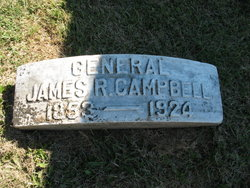 James R Campbell