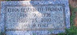 Edna Elizabeth <i>Phillips</i> Thomas