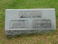 Elizabeth Parmelia Lizzie <i>Tiffany</i> Baldwin