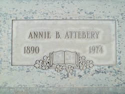 Annie Bell <i>Carter</i> Melson-Attebery