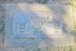 Helena A Lena <i>Martin</i> Bolter