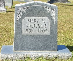 Mary Victoria <i>Ross</i> Mouser
