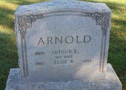 Elsie W. Arnold
