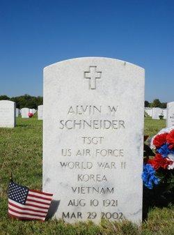 Alvin W Schneider