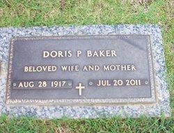 Alma Doris <i>Palmertree</i> Baker