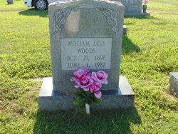 William Leslie Les Woods