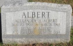 Alexander Harold Albert