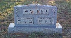 Emma Lucille <i>Sherrell</i> Walker