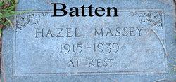 Hazel <i>Massey</i> Batten